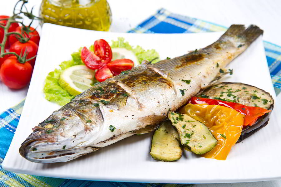 bigstock-fish-sea-bass-grilled-with-le-50231270