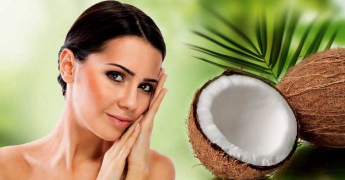 Wash your face with Coconut Oil every Day