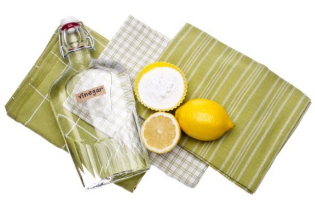 Home Made Cleaning Remedies