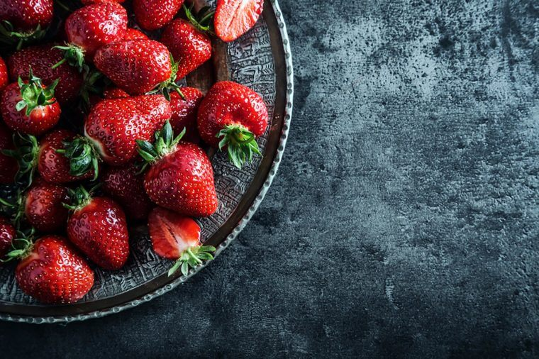05_Strawberries_Salami-Could-Help-Fight-Tooth-Decay-And-Other-Crazy-Good-Nutrient-News-You-Need-for-Healthier-Teeth_418219351-Marian-Weyo-760x506
