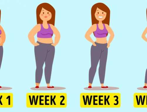 တစ်လအတွင်းမှာ သင့်ခန္ဓာကိုယ်အချိုးအစားကို လုံးဝပြောင်းလဲသွားစေမယ့် ရိုးရှင်းတဲ့ လေ့ကျင့်ခန်းများ