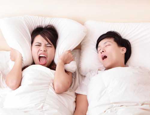 ညဖက်မှာ နှစ်နှစ်ခြိုက်ခြိုက်အိပ်တာကို အနှောင့်အယှက်ဖြစ်စေတဲ့ဟောက်သံကိုပျောက်စေမယ့်နည်းလမ်းတွေ