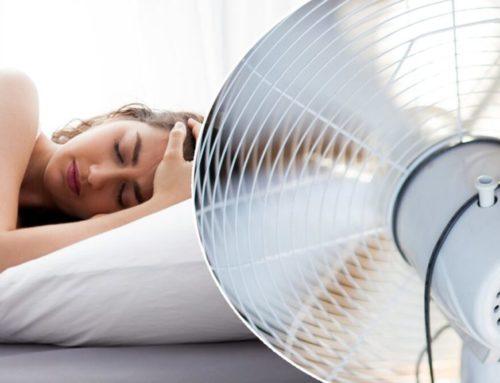 ညဘက်ပန်ကာဖွင့်ပြီး အိပ်စက်ခြင်းကြောင့် ဖြစ်လာမယ့်အကျိုးဆက်များ